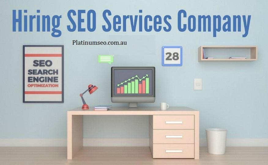 Hiring SEO Services Company