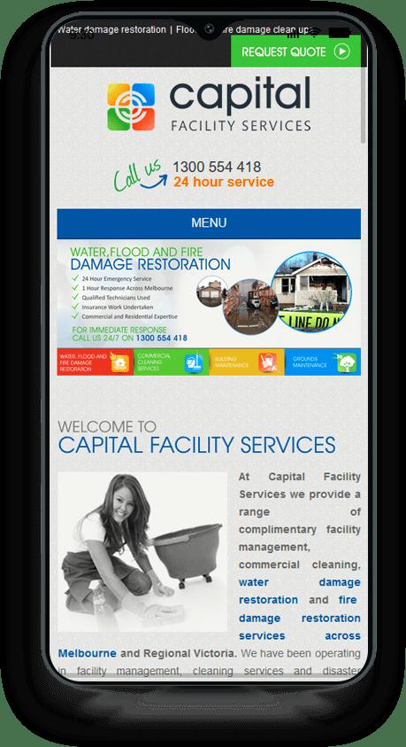 CAPITAL FACILITY SERVICES